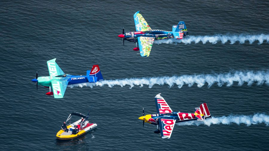 Red Bull Air Race 2019 in Zamárdi | WunderbarerBalaton de